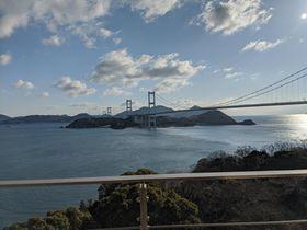瀬戸内海が眼下に!愛媛県今治市糸山頂上の絶景宿「大潮荘」