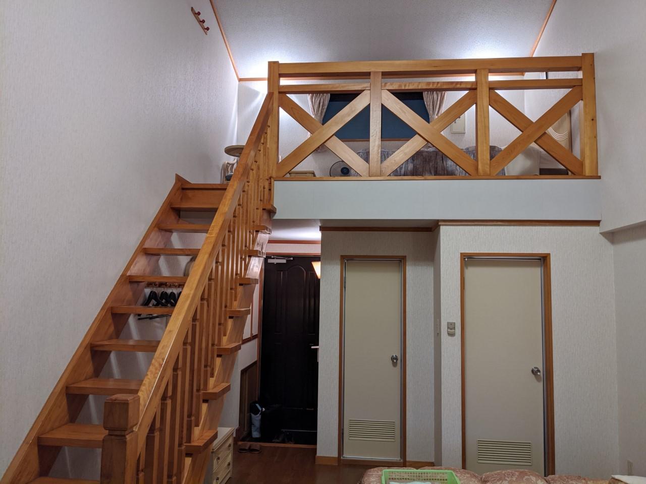 一番の魅力は全室バルコニー付きオーシャンビューの部屋!