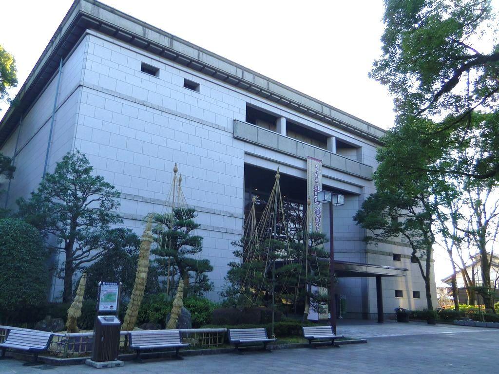 2階は『麒麟がくる』大河ドラマ館!「岐阜市歴史博物館」