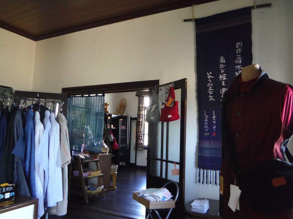 三河木綿は日本最古の木綿