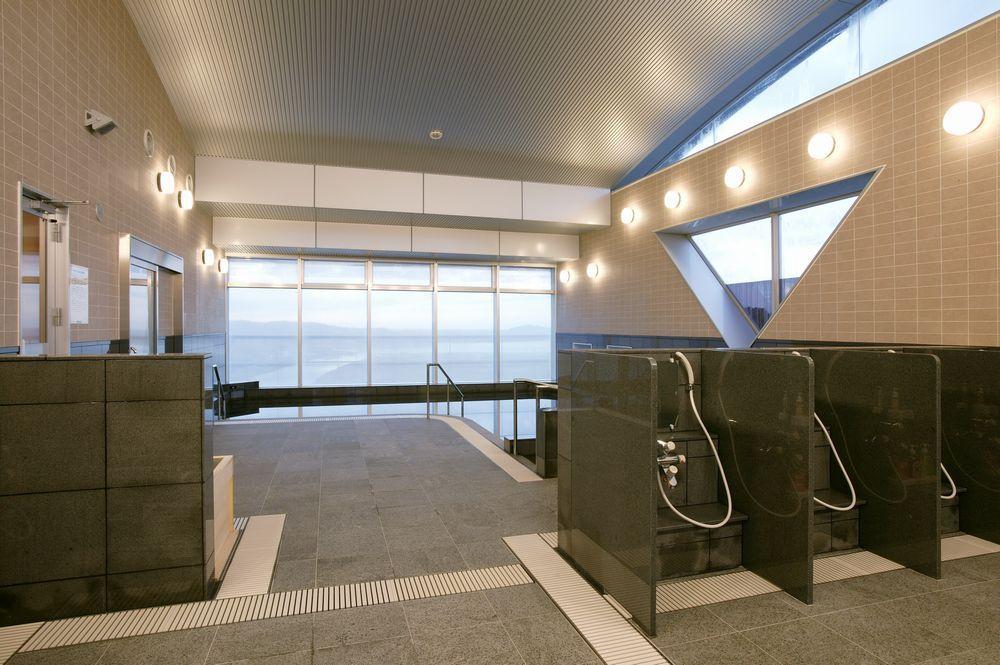 大展望風呂から奥浜名湖の風景を眺めてみませんか?