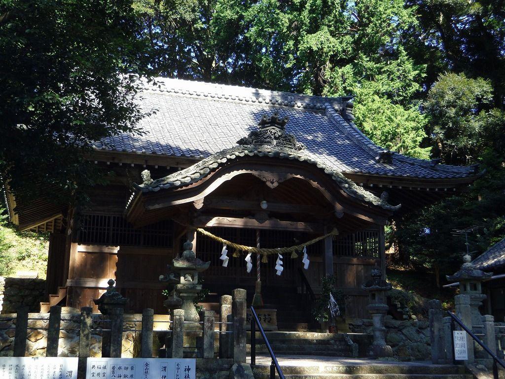 2.渭伊神社