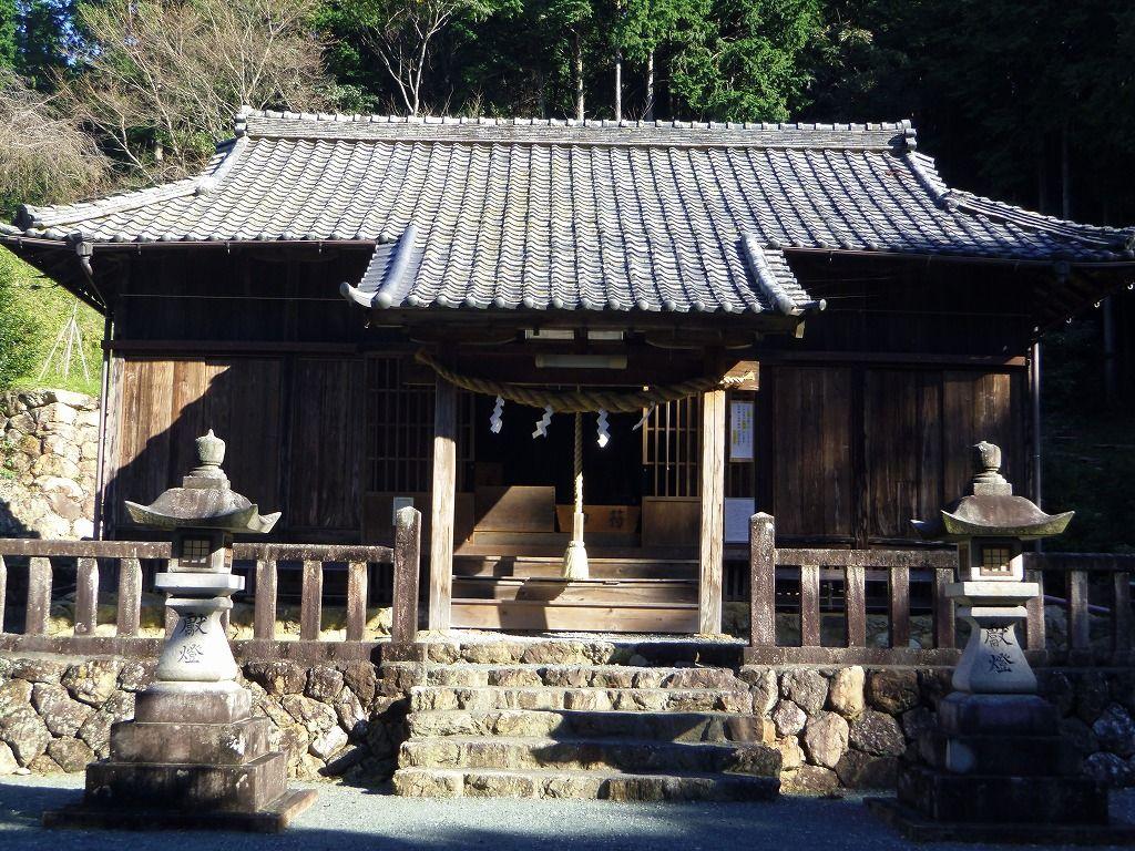 3.蜂前神社