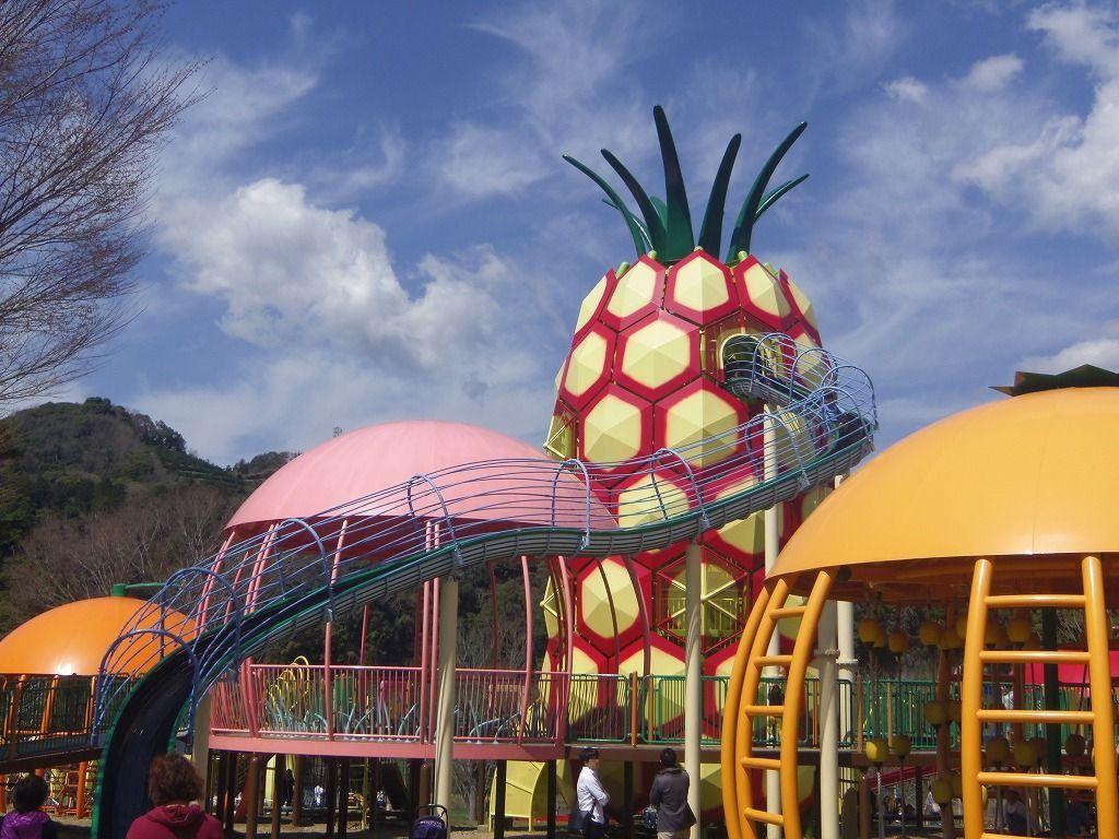 フルーツ狩りだけじゃない!浜松「はままつフルーツパーク時之栖」で食べて遊ぼう!
