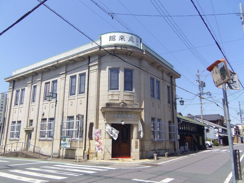 愛知新城「鳳来館」は大正ロマン薫るギャラリーカフェ