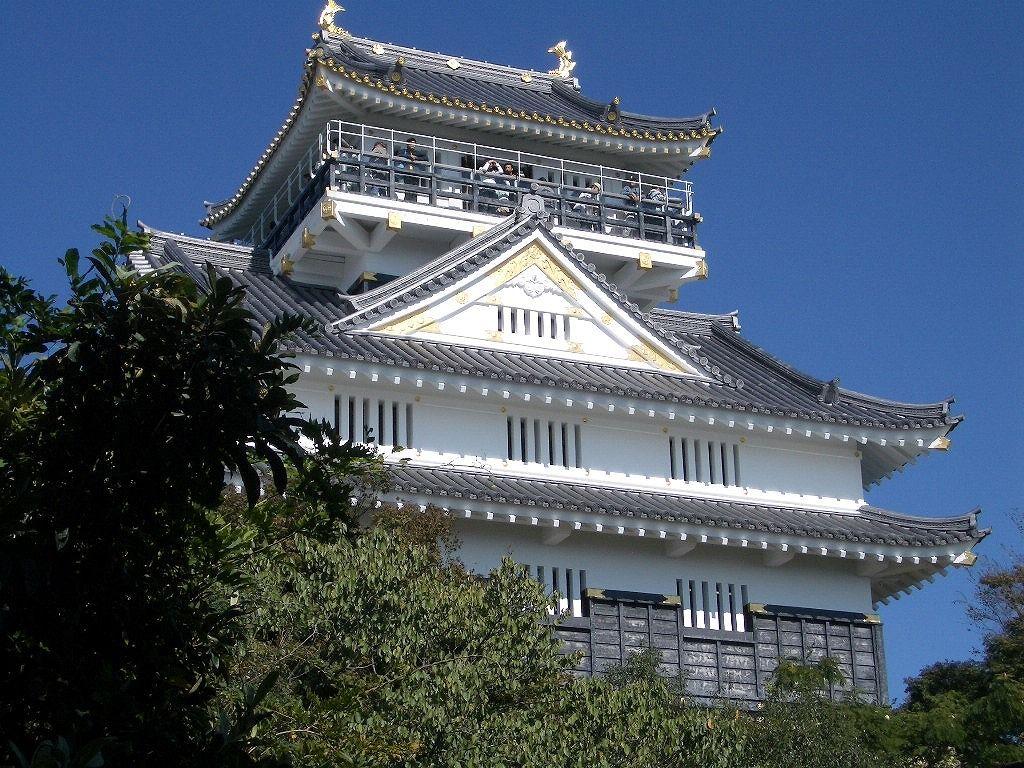 1.岐阜城・金華山