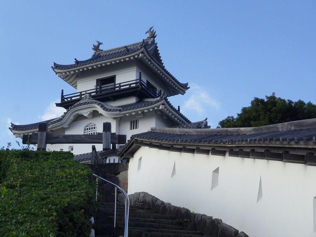 2.掛川城