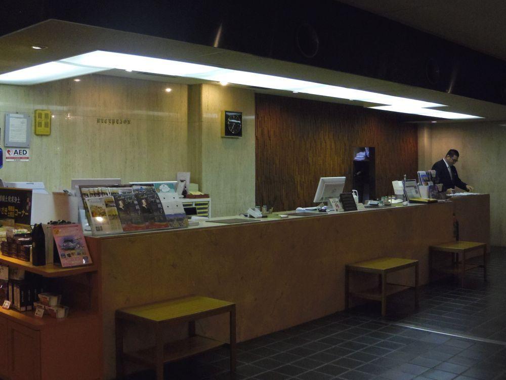 岡崎公園から徒歩1分のコミュニティホテル