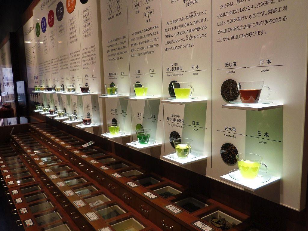 6.ふじのくに茶の都ミュージアム【島田市】