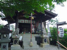 「名古屋晴明神社」は住宅地の中のパワースポット!