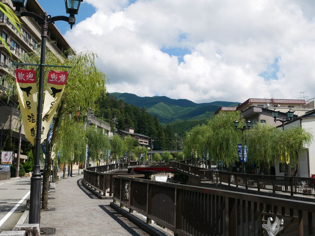 3日目午前:下呂温泉で素肌美人スイーツ
