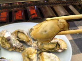 ぷりっぷりの「プリ丸」を焼き牡蠣で!浜名湖「海湖館の牡蠣小屋」