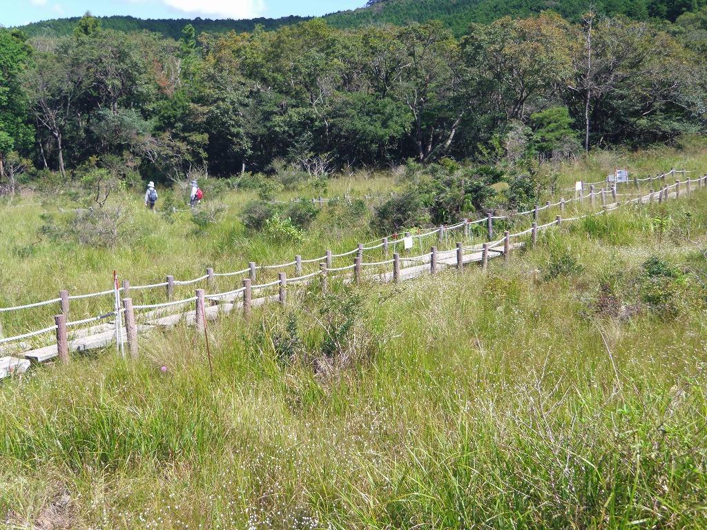 葦毛湿原は国内最大級の湧水湿地帯