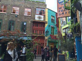 歩くだけでも楽しい!ロンドンの街歩きで外せないスポット4選