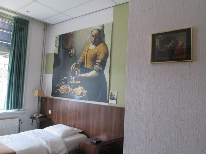 8.ホテル デ コーパンデル/デルフト