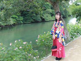 島根・松江「堀川小町」の着物レンタルで、華やかな女子旅♪
