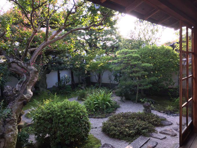 必見!小泉八雲の愛した庭園