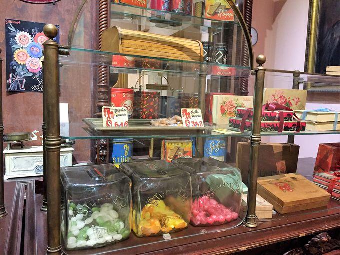 レトロ「かわいい」パッケージの揃う『ハンガリー貿易と観光の博物館』