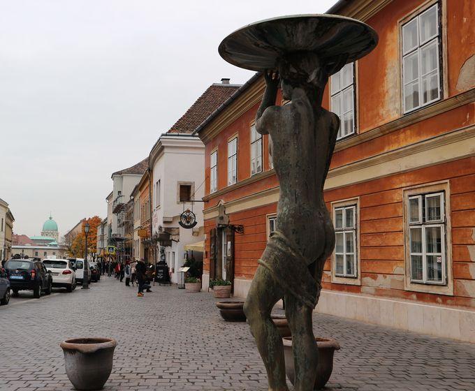 王宮のそば!ブダペストの丘にある小さな博物館