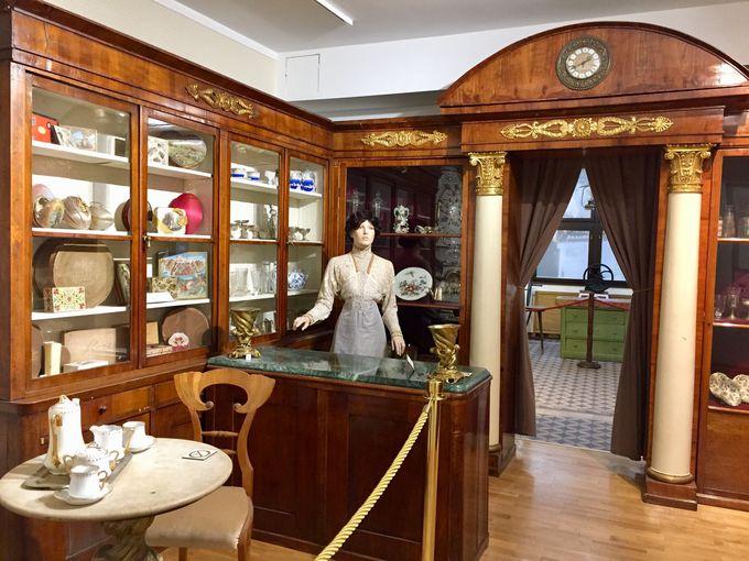 レトロなブダペスト・デザインが集まる「ハンガリー貿易と観光の博物館」