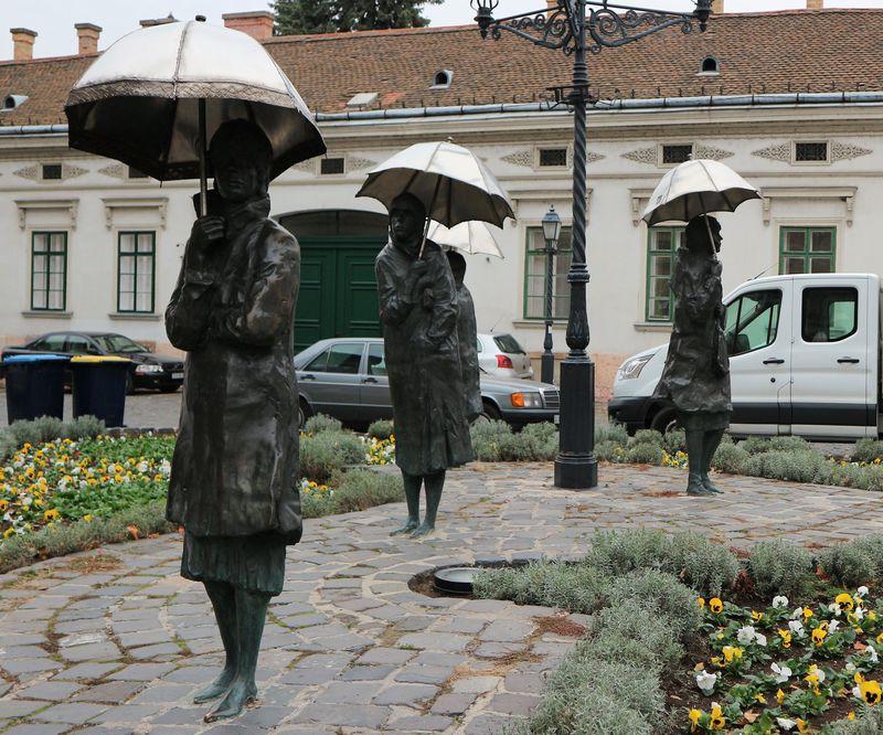 オーブダ地区のんびり街歩き〜古きよきブダペストの面影とともに〜