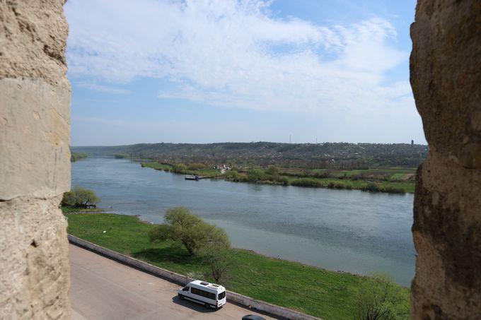 ウクライナ国境沿いをお散歩