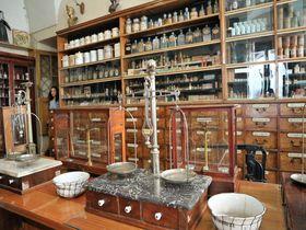 アンティークなインテリアの宝庫!ウクライナ・リヴィウ「薬局博物館」