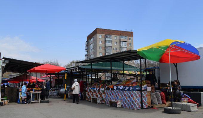 地元の人が通う「キタイスキー市場」