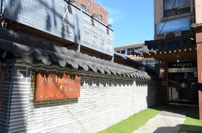 地下鉄鍾路5街駅、仁川国際空港行きバス乗り場はすぐそば!