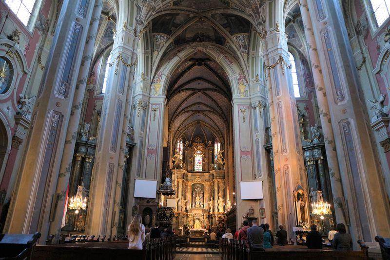 ウクライナ・カトリックの中心地!リヴィウで訪れたい美しい教会5選 ...