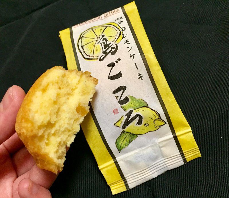 瀬戸内海を旅する気分をおうちでも!「島ごころ」のレモンケーキ
