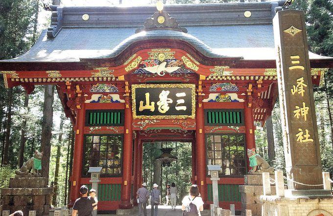 神社なのに狛犬がいない? 独特の信仰を持つ聖地、三峯神社とは