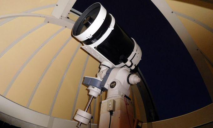 美ら星を見に行こう! 沖縄本島では珍しい天文台ツアー