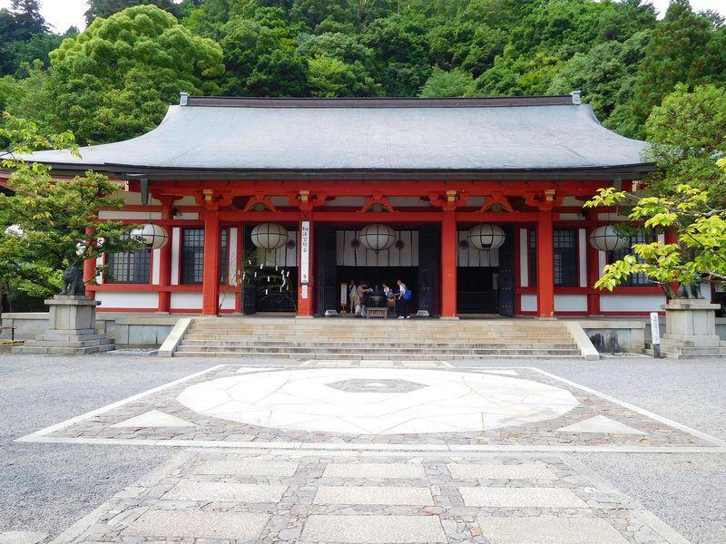 金星から京都へ魔王降臨!パワースポット鞍馬寺の650万年伝説