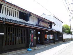 奈良の名酒で利き酒はいかが?「春鹿醸造元・今西清兵衛商店」