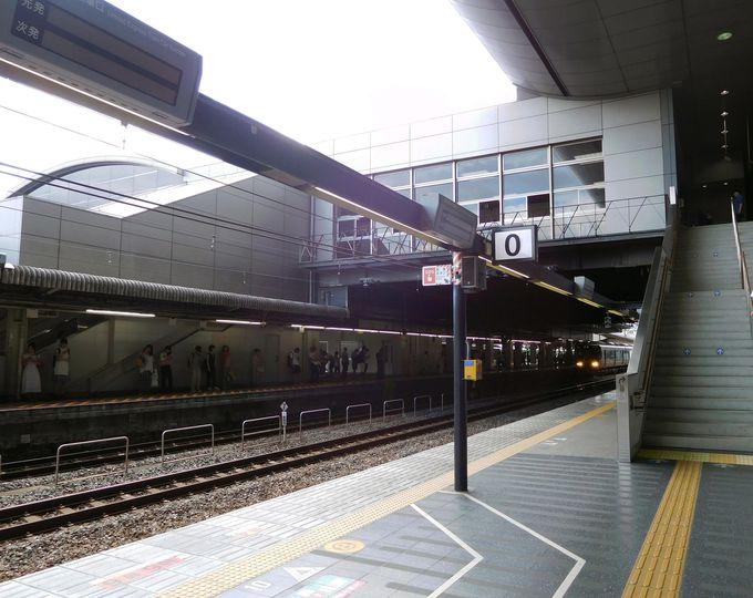 1日目午前:出発は京都駅!最初に向かうのは「金閣寺」