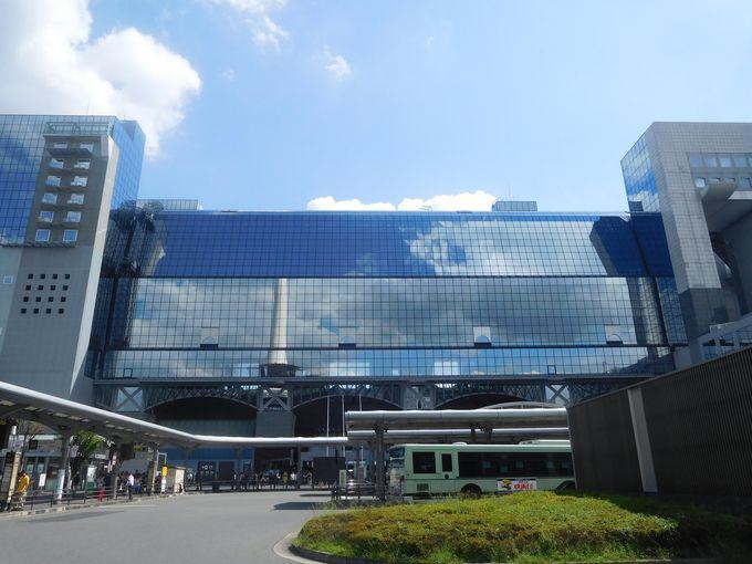 観光への入り口が観光名所!世界中から人が集まる有名建築・京都駅