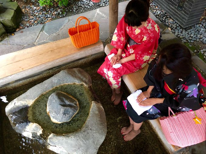 「外湯巡りパス」で温泉巡り!ジェラートに足湯に温泉タマゴ…効率よく遊ぶコツって?