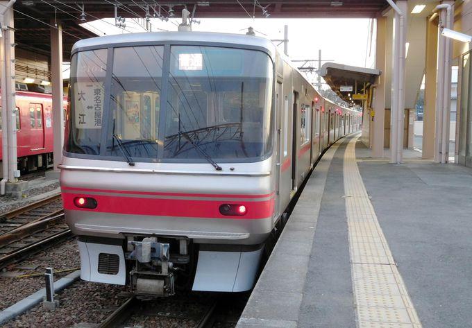 日本で唯一の線路ポイント!その線路は名古屋・築港線にあり