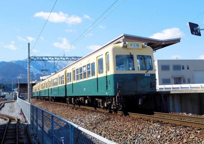 100周年記念限定復刻、旧北勢線カラー車両を押さえよ!