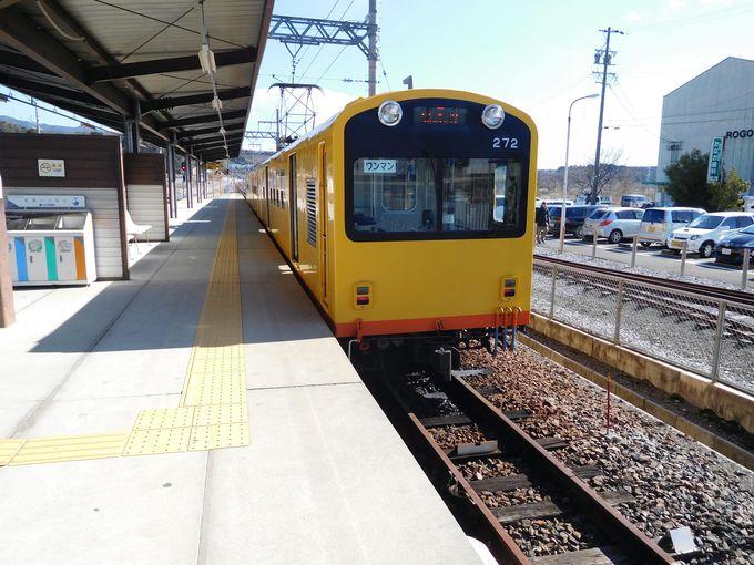 一番小さな営業鉄道!線路はディズニーランドの蒸気機関車と同じ細さのナローゲージ