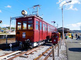 世界最小15インチ線路の電車、三重にあり!阿下喜駅と軽便鉄道博物館