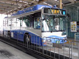 バスだけど電車なのだ。日本唯一のガイドウェイバス・名古屋ゆとりーとライン