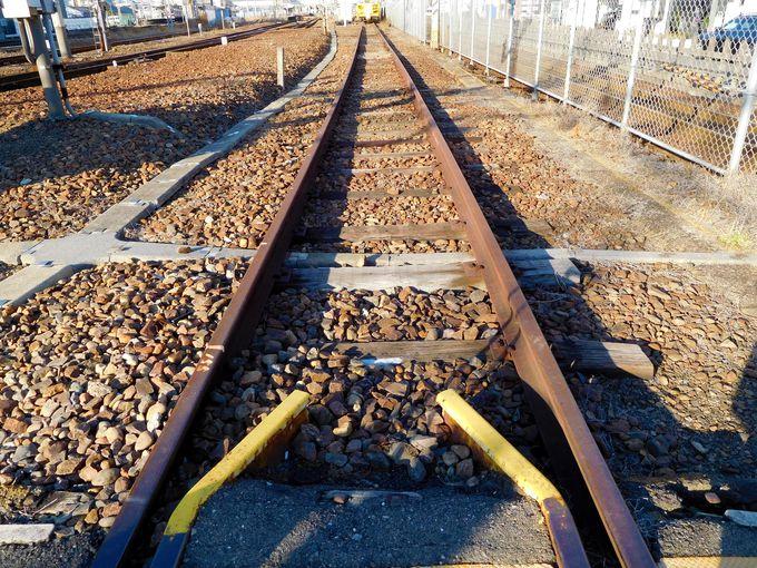 これが日本のスタンダード!国内で一番オーソドックスな狭軌線路