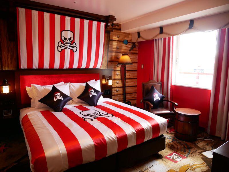 レゴランド・ジャパン・ホテル開業!選べる5種の客室テーマを全紹介