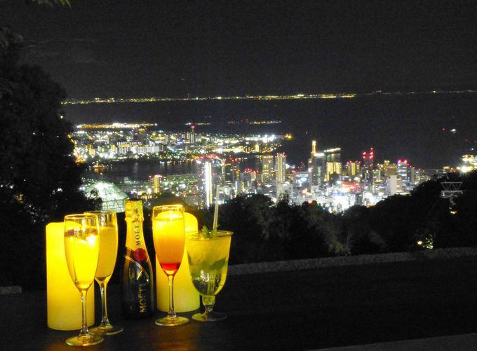 訪れはロープウェイで!神戸を見下ろす空中散歩