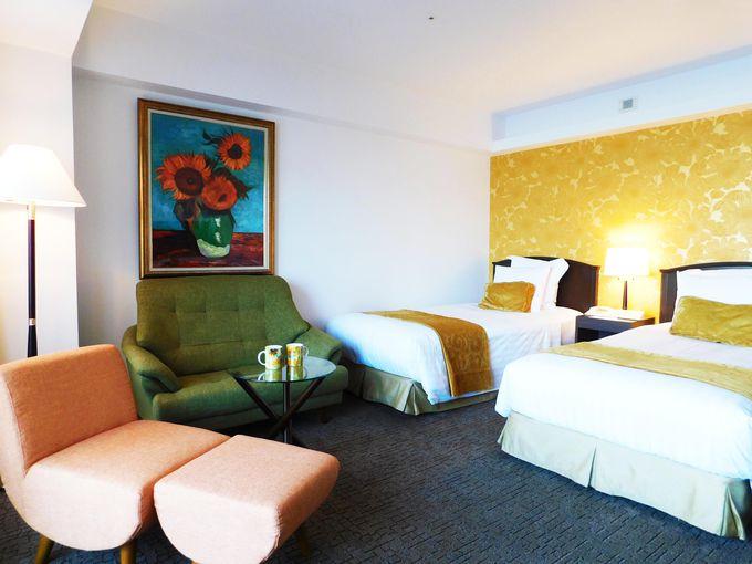 ルネッサンス リゾート ナルトは女子好みの華やかなホテル