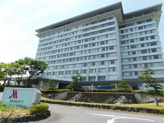 居心地の良さハイレベル!琵琶湖マリオットホテル