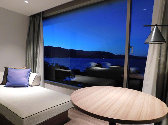 琵琶湖マリオット宿泊者だけのロマンティックな特権は…