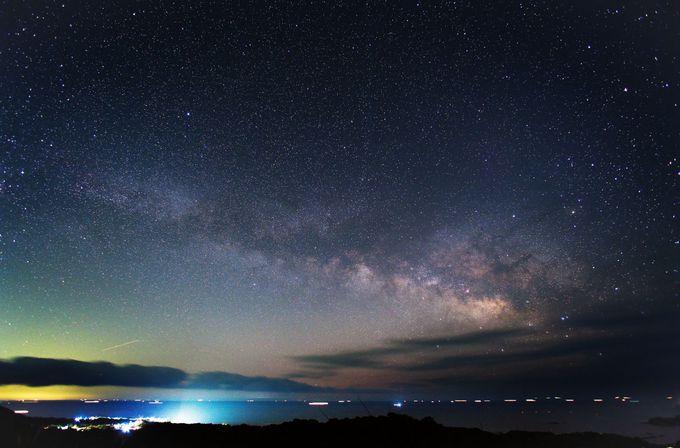 実は星空の穴場?天体観測の名スポット